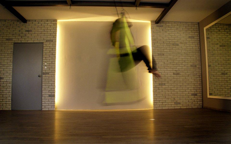 New York Loft - Swing Yoga