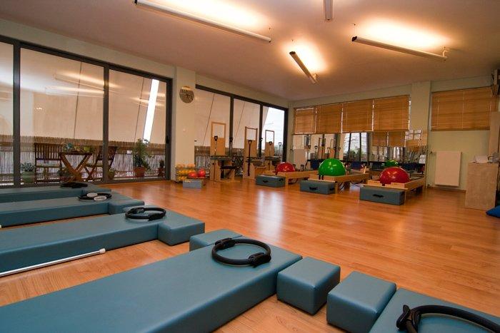 Equalibre - Pilates and Gyrotonic Class